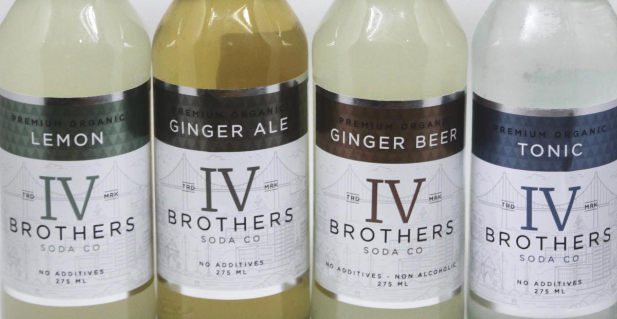 IV Brothers soda mixers